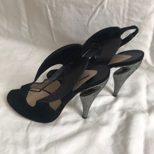 Nicholas Kirkwood Sexy Black Stilettos